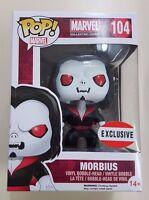 "Exclusive Marvel Collectors Corps Morbius 3.75"" Funko Pop #104 - NEW"