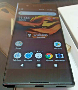 Sony Xperia XA1 G3112 32gb oro e bianco dual sim 4g presenta difetti al touch