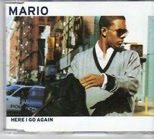 (EX74) Mario, Here I Go Again - 2005 DJ CD