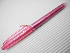 3 x Pilot FriXion 0.4mm Extra Fine Point Erasable Gel Rollerball Pen, Pink