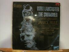 MARVIN HAMLISCH-BURT LANCASTER The Swimmer CBS stereo 1968 free uk POST