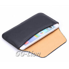 Leather Belt Clip Sleeve Pouch Holster Case Cover  for iPhone 6S Plus,5.5""