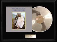THE CARPENTERS CLOSE TO YOU WHITE GOLD SILVER PLATINUM TONED RECORD LP RARE