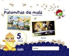 (18).PALOMITAS MAIZ 5 AÑOS 2ºTRIM.*GALICIA*. ENVÍO URGENTE (ESPAÑA)