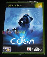 LA COSA XBOX (patch X360) Versione Ufficiale Italiana ○○○○○ NUOVO SIGILLATO
