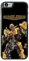 Bumblebee Transformers Design Phone Case for iPhone Samsung Google LG etc.