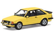 Ford Escort MK3 XR3 (prairie amarillo) RHD