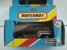 IMBRIMA INBRIMA MATCHBOX TROL DODGE CARAVAN B905