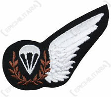 WW2 British RAF PARACHUTE JUMP INSTRUCTOR WING Flying Badge Trade Patch Brevet