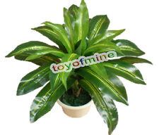 Brasile Albero 24 Foglie piante artificiali Albero Home Decor (touch Real) Bush
