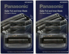 Panasonic WES9020PC  Outer Foil/Inner Blade Combo for ES8249S / ES8243A 2 Pack
