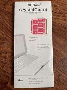 "New Pink Ruban Crystal Guard Macbook Air 11"" Keyboard Protector Cover"