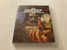 Zardoz [Blu-ray, 1974] Charlotte Rampling, Sean Connery, Twilight Time