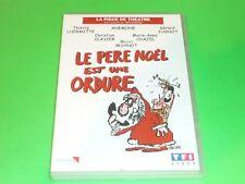DVD    THEATRE  LE PERE NOEL EST UNE ORDURE         comme neuf
