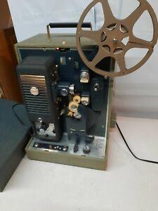 "KODAK ""SOUND 8"" 8MM Movie Film Vintage 8MM Movie Projector & Original Case"