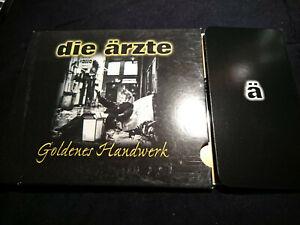 Die Ärzte Golden Crafts 4 Track Digipack CD (693)