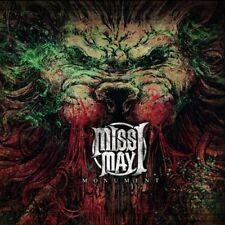 MISS MAY I MONUMENT DELUXE REISSUE CD + DVD BOXMETAL NEU