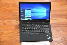 Lenovo X1 Carbon i7 3667U Turbo 2.0-3.2Ghz 8GB 240GB SSD Webcam Backlit