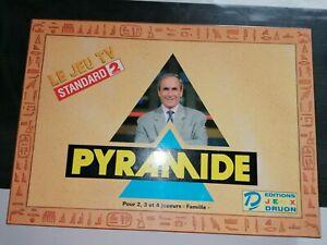 JEU DE SOCIÉTÉ PYRAMIDE STANDARD France 2 △1997