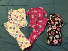 Baby Girls 24/2 Month Pj clothes Lot