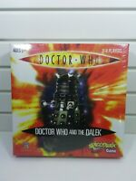 DOCTOR WHO AND THE DALEK - SPINOMATIC BOARD GAME - NEW & SEALED