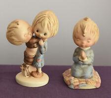 2 Vintage Goebel Hallmark Betsey Clark Figurines 1972