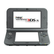 *BRAND NEW* Nintendo 3DS XL Metallic Black Handheld System 4GB *TEMPORARY DEAL*