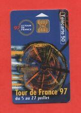 Télécarte - TOUR DE FRANCE 1997   (A3237)