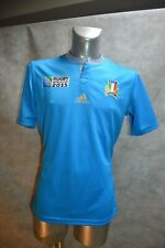 Rugby Shirt adidas Team D Italy 2015 M New Size