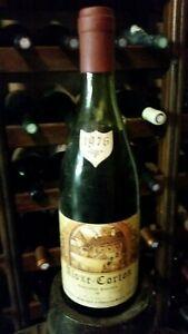 ALOXE CORTON - 1976 - 45 ans - BOURGOGNE- RICCI DUBOIS - AOC - Chorey les Beaume