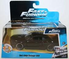 Coches, camiones y furgonetas de automodelismo y aeromodelismo Fast & Furious color principal negro