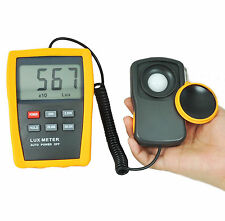 4-Range Digital Light Meter for Hydroponics Systems, Greenhouse, Gardening LX803