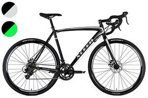 Vélo de course 28'' Xceed Gravel bike TC 58 cm 14 vitesses KS Cycling M237R