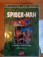 Spider-man 100% Marvel Tome 3 RARE