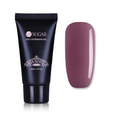 UR SUGAR 30ml Poly Extension Gel Polish Quick Building Finger Gel Varnish Plum
