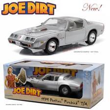 GREENLIGHT 12952 - 1979 PONTIAC FIREBIRD TRANS AM JOE DIRT DIECAST CAR 1:18