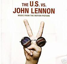 The U.S.VS.John Lennon-2006-Original Movie Soundtrack-CD