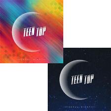 TEEN TOP [SEOUL NIGHT] 8th Mini Album Random CD+Photobook+Card+Bookclip SEALED