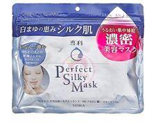 Shiseido Japan Hada Senka Silky Mask 28pcs 2017