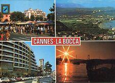 ANCIENNE CARTE POSTALE-CANNES-la-Bocca