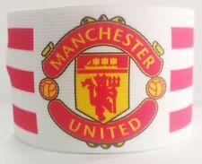 Manchester United Captain Armband Fascia Capitano Brazalete Capitan England