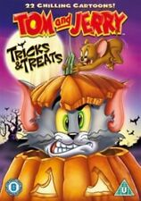 Tom And Jerry - Trick And Treats (DVD, 2012)