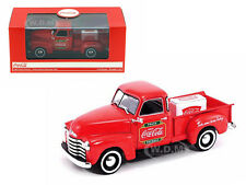 1953 CHEVROLET PICK UP TRUCK W/ METAL COOLER COCA COLA 1/43 MODEL BY MCC 478104