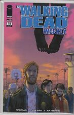 IMAGE THE WALKING DEAD WEEKLY  single issue  #18 VF/NM/M R. KIRKMAN