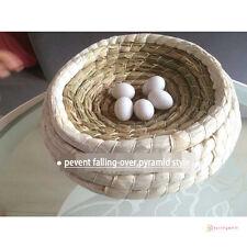 stable style No turn over Racing Pigeon Bird Breeding Nest Birds Box Corn Straw