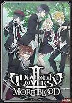 DIABOLIK LOVERS II: MORE BLOOD - DVD - Region 1 - Sealed