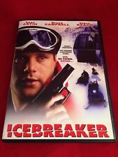 Icebreaker (DVD, RARE & Out of Print, Sean Astin, Bruce Campbell)