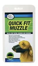 Four Paws Quick Fit Dog Muzzle, Size 0