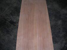 Pecan Wood Veneer. 11.5 x 128, 2 Sheets.