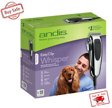 Pet 6 Clippers Dog Hair Cut Trimmer Electric Shaver Shears Animal Kit Groom NEW